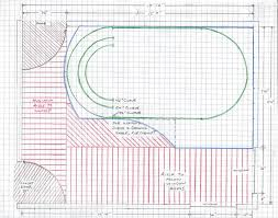 Train Floor Plan by Designing An O Gauge Model Railroad Layout For A Spare Bedroom