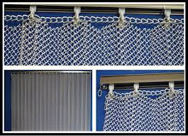 Fireplace Chain Screens - china exporter metal coil drapery chain curtain lowes fireplace