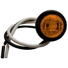 led side marker lights blazer international led 3 4 in round clearance side marker light