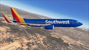 Southwest Flight 59 by Simulshop