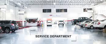 service department ventura toyota service