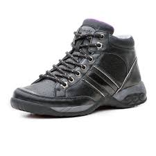 s boots ankle s ankle boot black metallic leather therafit shoe