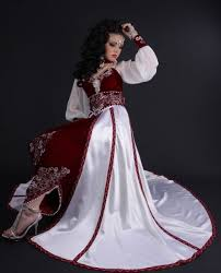 robe algã rienne mariage malika styliste negafa mariage negafa algerienne tenu