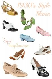 women s shoes 1930s shoes history popular styles for women shoes style 1930s