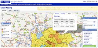 Crime Maps From Crime Mapping To Crisis Mapping Irevolutions