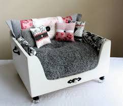 Dog Bed Furniture Sofa by Fancy Dog Bed Looks Like Nice Barbie Couch Boo U0027s Pins