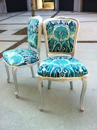 Designer Upholstery Fabric Ideas Dining Chairs Custom Fabric Upholstered Dining Chairs Upholstery