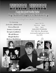 Dorothy Parker Resume May 2014 Colin Speer Crowley