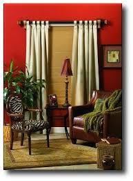 Cambria Wood Curtain Rods 338 Best Wood Curtain Rod Poles Images On Drapery