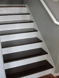 staircase remodel totally going to do this plan on ripping carpet