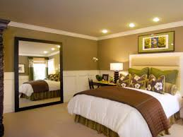 bedroom with black dresser and large mirror decorating your bedroom with wainscoting and framed floor large mirror