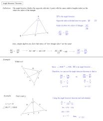 math plane similar triangles u0026 ratios