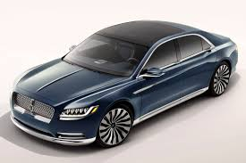 lincoln 2017 2017 lincoln continental availability and release date usautoblog