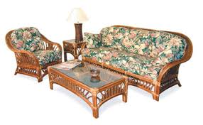 Living Room Wicker Furniture Rattan Living Room Furniture Discoverskylark