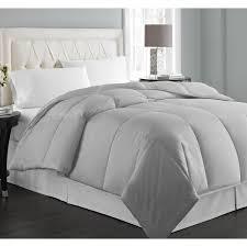 Down Vs Down Alternative Comforter All Season Supreme Cotton Down Alternative Comforter Free