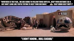 Droid Meme - star wars sneaky droids star wars know your meme