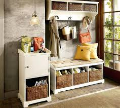 entry hall bench shoe storage entry hall bench cushion hammered