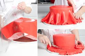 Christmas Cake Decorations To Make by Basic Training Cake Make Decorating With Fondant For Beginners