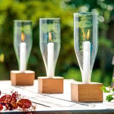 balkon accessoires windlicht vino möbel accessoires garten balkon
