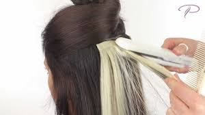 rapture hair extensions hair extensions install and removal