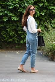 denim jumpsuit zara how to wear the overall trend thanks to fashion