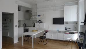 andrea felice furniture loft style living in a small kings road flat