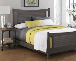 fancy queen headboard and footboard with queen size black