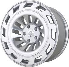 matte silver jeep radi8 r8t12 wheels in matte silver for vw 18in 19in 20in 5x112mm