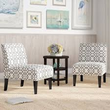accent table and chairs set set of 2 accent chairs wayfair