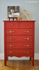 Refinishing Furniture Ideas Image Result For Painted Red Orange Wardrobe Wardrobes