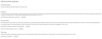 service desk email exles managing sla data atlassian documentation