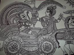 madhubani painting artists promoting preserving the indian is indian art saraswati home decorators rugs home decor ideas home decorations home