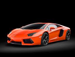 orange and black lamborghini 2012 lamborghini aventador orange 3 4 front view in studio