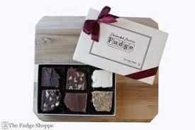 fudge gift boxes fudge gift box 1lb 8oz the fudge shoppe