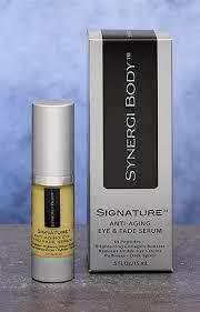Serum Rd synergi anti aging eye fade serum iii peptide hydrating