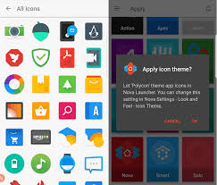 atom launcher apk top ten icon packs for android customization heaven androidpit