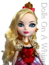 Ever After High Apple White Doll Ever After High U2013 Dolls On A Whim
