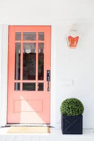 the 25 best coral front doors ideas on pinterest coral door