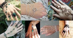 beaded ring bracelet images Beaded slave bracelet pandahall beads jewelry blog png