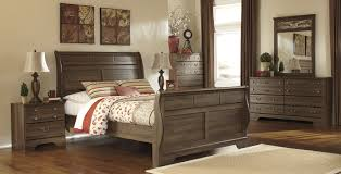 King Upholstered Sleigh Bed Bedroom King Head And Footboard Ashley Furniture Sleigh Bed
