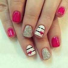 70 heart nail designs acrylics nail nail and acrylic nails
