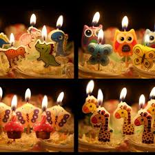 birthday cake candles 2017 creative fashionable birthday cake candles to give a special