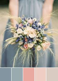 Idea Color Schemes 5 Trending Wedding Color Ideas For Your Big Day Peach