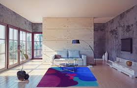sonya winner spreads happiness with colourful contemporary rugs