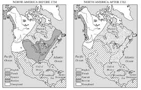 america map before and after and indian war ballstonapush licensed for non commercial use only and