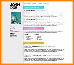 word document resume template free 10 free cv template word with photo actor resumed