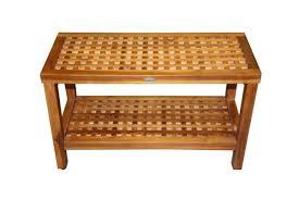 teak wood side table ala teak wood patio garden indoor outdoor yard coffee side table