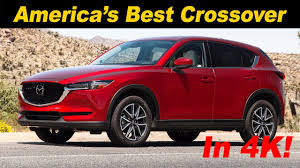 mazda suv range 2017 2018 mazda cx 5 review and road test in 4k uhd youtube