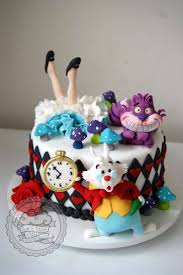 best 25 alice in wonderland cakes ideas on pinterest wonderland