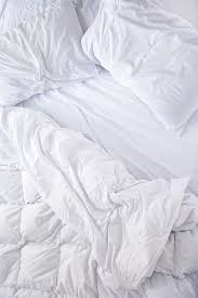 White Linen An Entry From Quite Continental Bedrooms Cozy And White Bedding